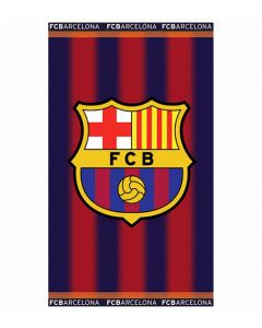 FC Barcelona Beach Towel