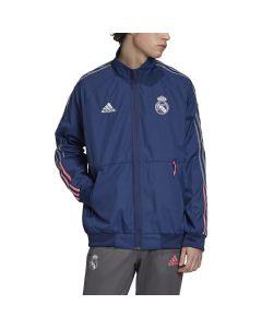Adidas Men's Real Madrid Anthem Jacket 20/21