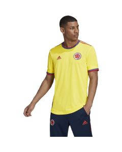 Adidas Men's Columbia Home Authentic Jersey 21/22