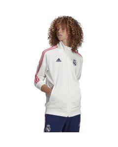 Adidas Men's Real Madrid 3-Stripe Track Jacket