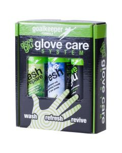 Goalkeeper Formula Glove Care Kit (Tri Pack)