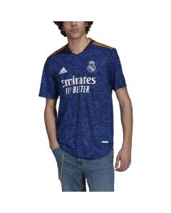 adidas REAL MADRID 21/22 AWAY AUTHENTIC JERSEY