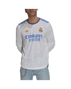 adidas Real Madrid Authentic Home Jersey 2021/22