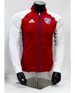 adidas FC Dallas Men's Anthem Jacket