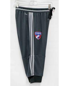 adidas FC Dallas Men's Training 3/4 Pants