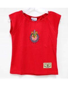 Reebok Chivas Woman's Sleeveless Shirt
