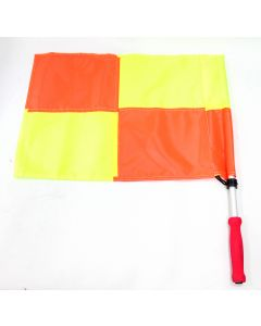 Referee Flags Checkered