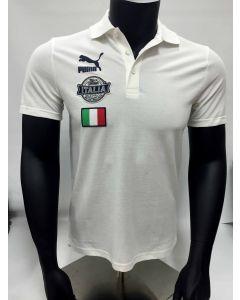 Puma Italy Men's Archives SS Polo T-Shirt