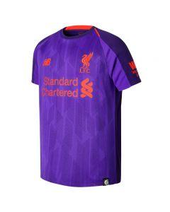 New Balance Liverpool Kid's Away Jersey
