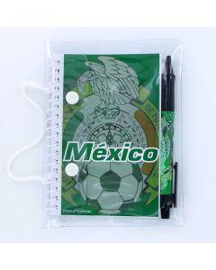 Mexico Notebook Pen Set-02