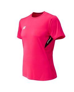 New Balance Elite Tech Training Shirt-Alpha Pink