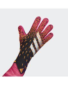 adidas PREDATOR PRO GoalKeeper Gloves (Black-Pink)
