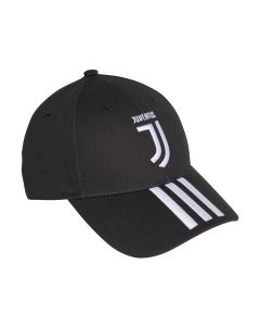 Adidas Juventus 3 strips Cap- One Size Fits All