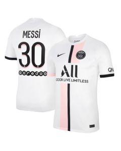 Nike Paris Saint-Germain Away Men's Jersey 2021/22-Messi30