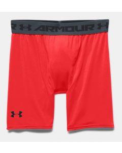 Under Armour Men's Heat Gear Comp Short (Red (Folly))