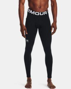 UA Men's ColdGear Armour Leggings (Black)