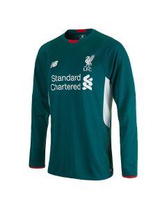 New Balance Liverpool FC Long Sleeves Away Goal Keeper Jersey 2015/16