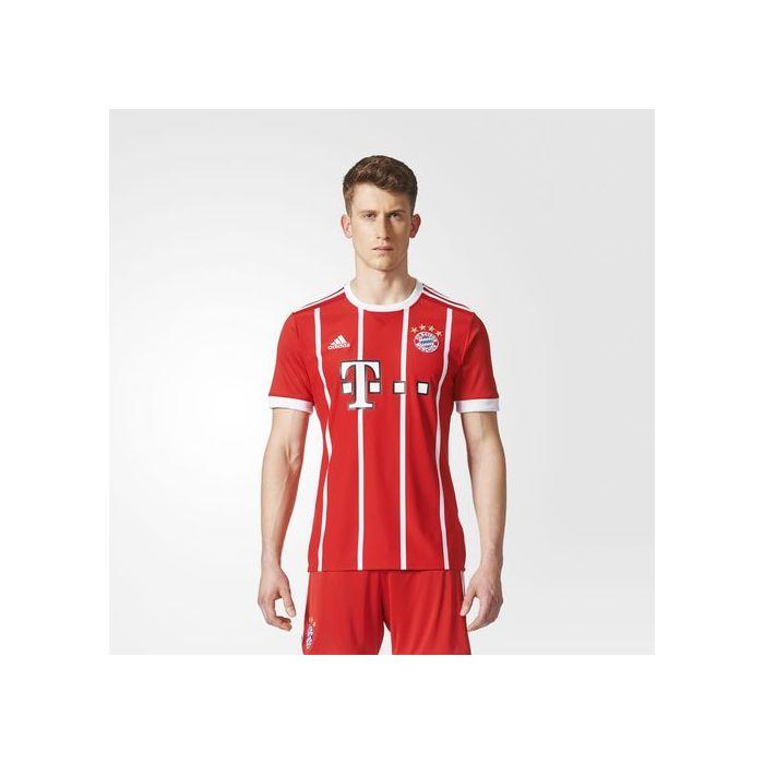 Adidas Men's FC Bayern Munich Home Replica Jersey 2017/18