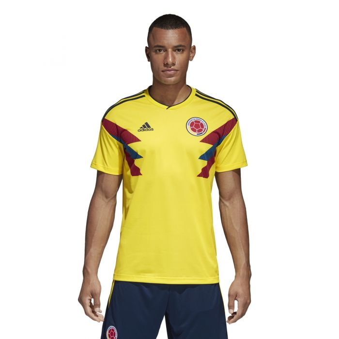 Adidas Colombia National Team Home Jersey 2018/19