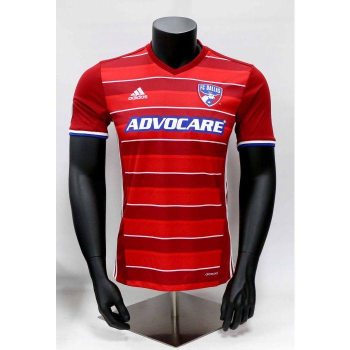 adidas FC Dallas Youth Home Stadium Jersey
