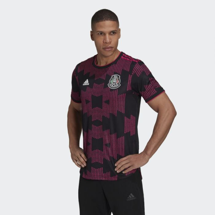 Adidas Men's Mexico Authentic Home Jersey 2021