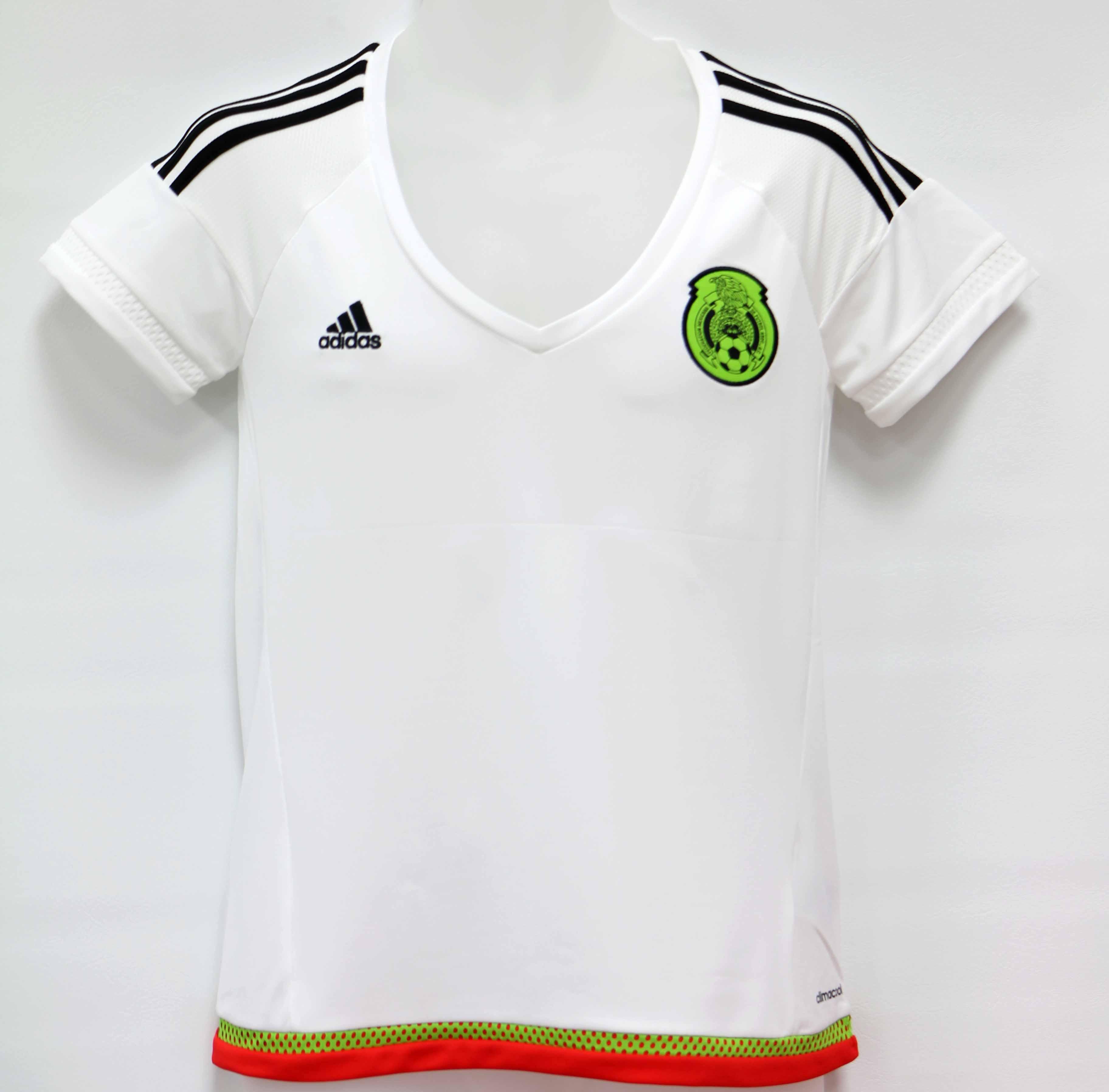381f06b27ec adidas Mexico Women s Away Stadium Jersey 2015-16 - Soccer Premier