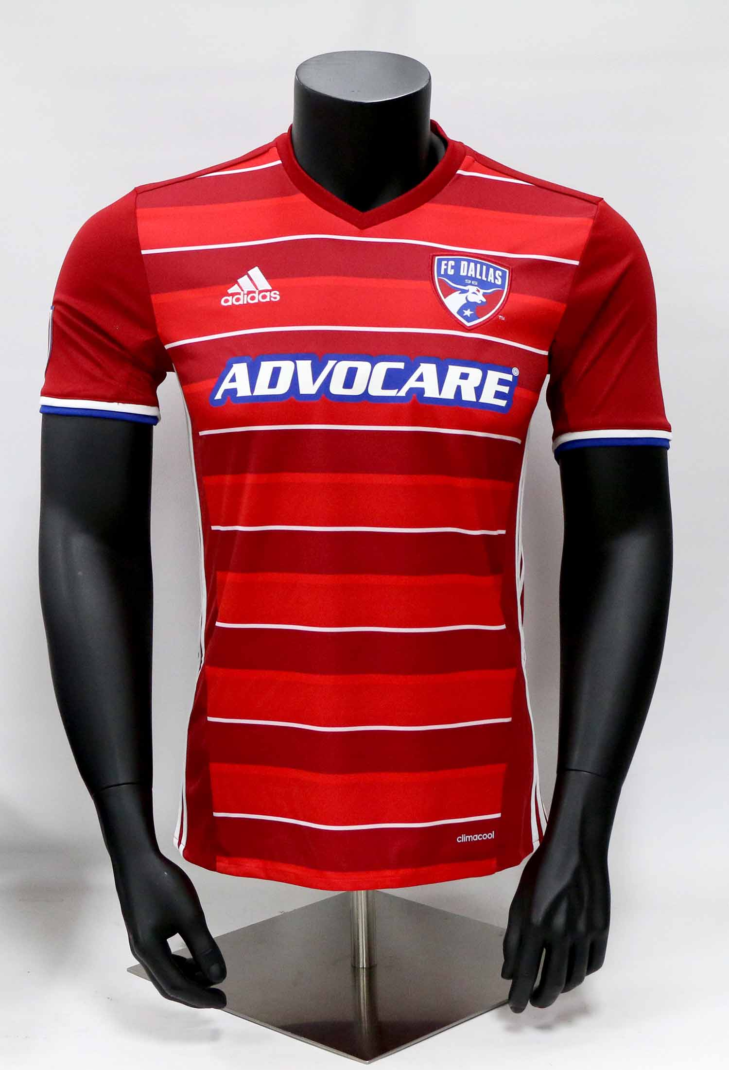 huge discount 4648d dec40 adidas FC Dallas Youth Home Stadium Jersey