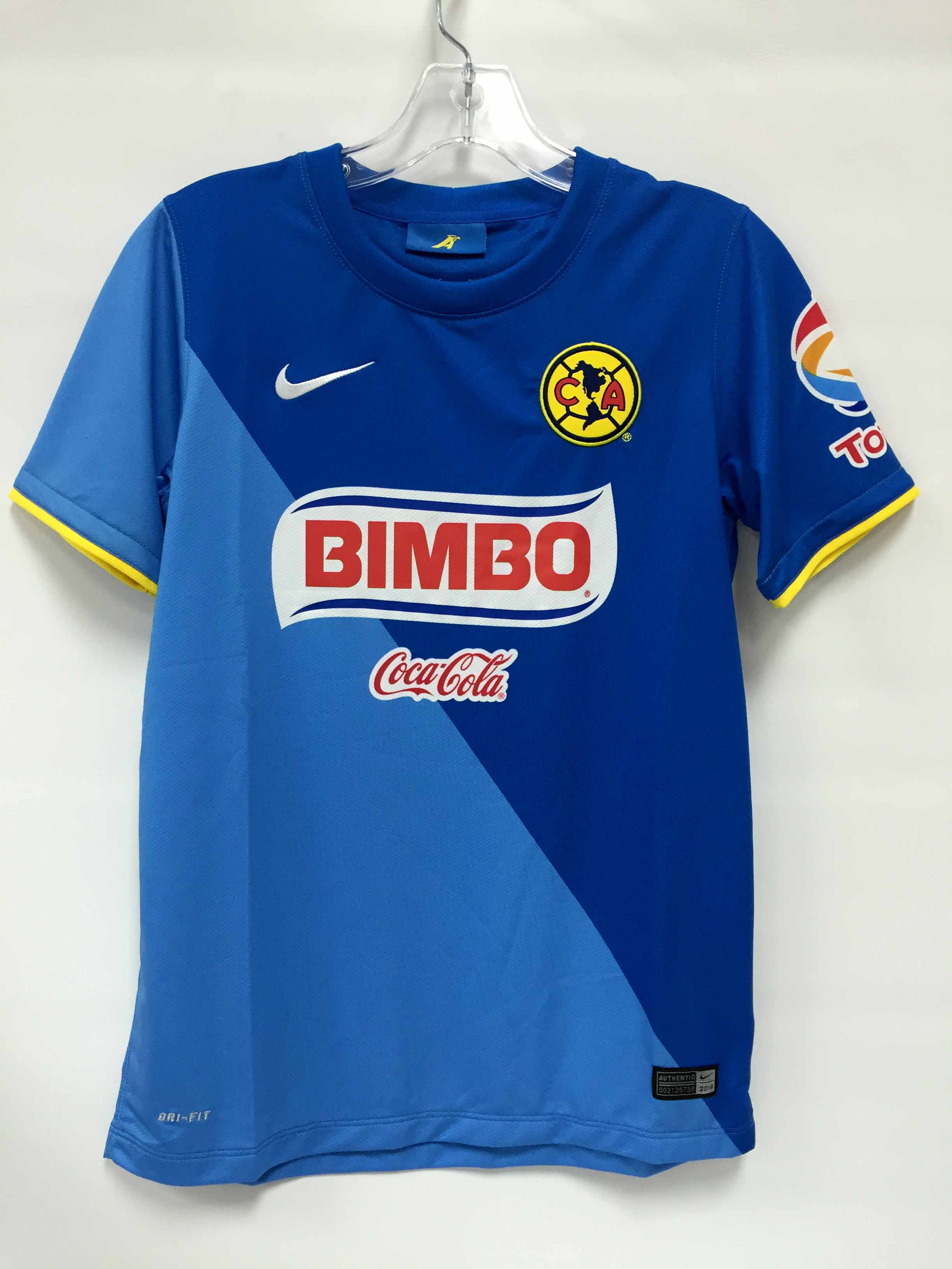 online store 5dd67 489e5 Nike Club America Youth 3rd Jersey 2013/14