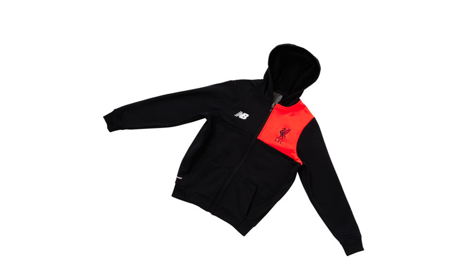 b1d164b95179c New Balance Liverpool Youth Elite Training Hoodie - Soccer Premier