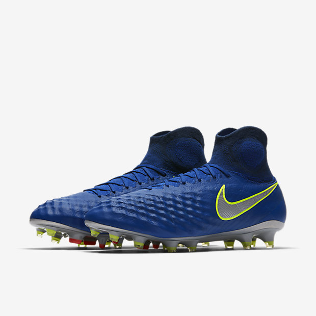 df2a674482cc Nike Magista Obra II FG. Availability  In stock. Model  844595-409. Brand   Nike. Color  DEEP ROYAL BLUE CHROME-TOTAL CRIMSON