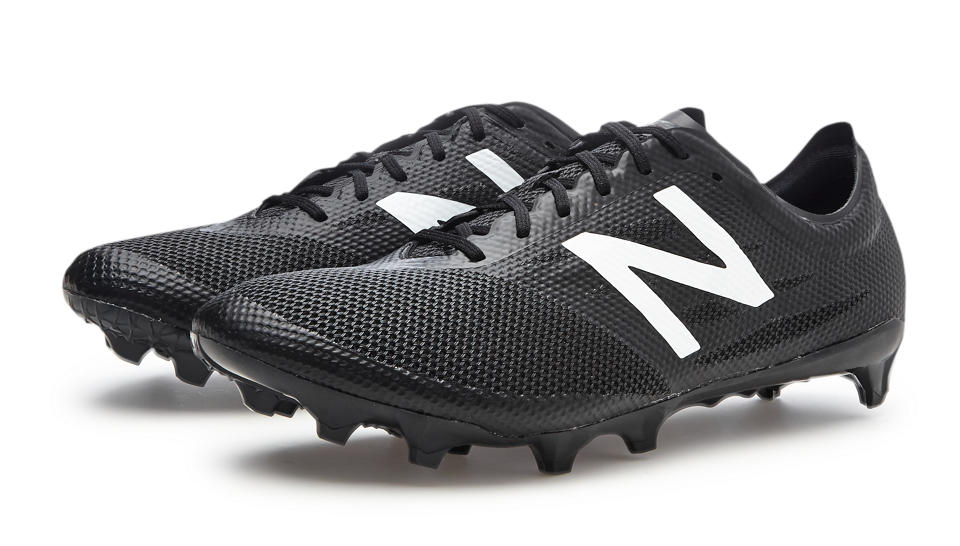 new balance furon black