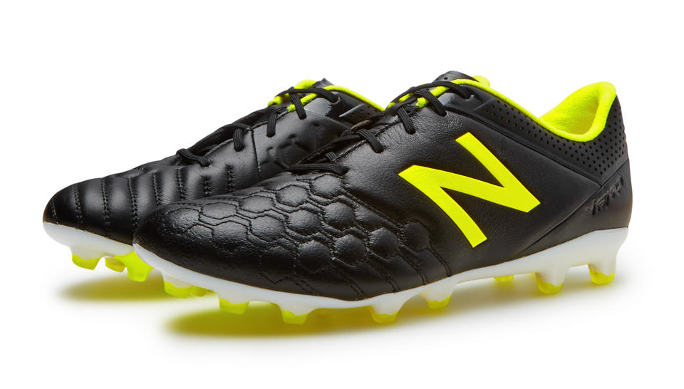 Men's New Balance Leather Visaro Pro K Visaro Fg Store Deals