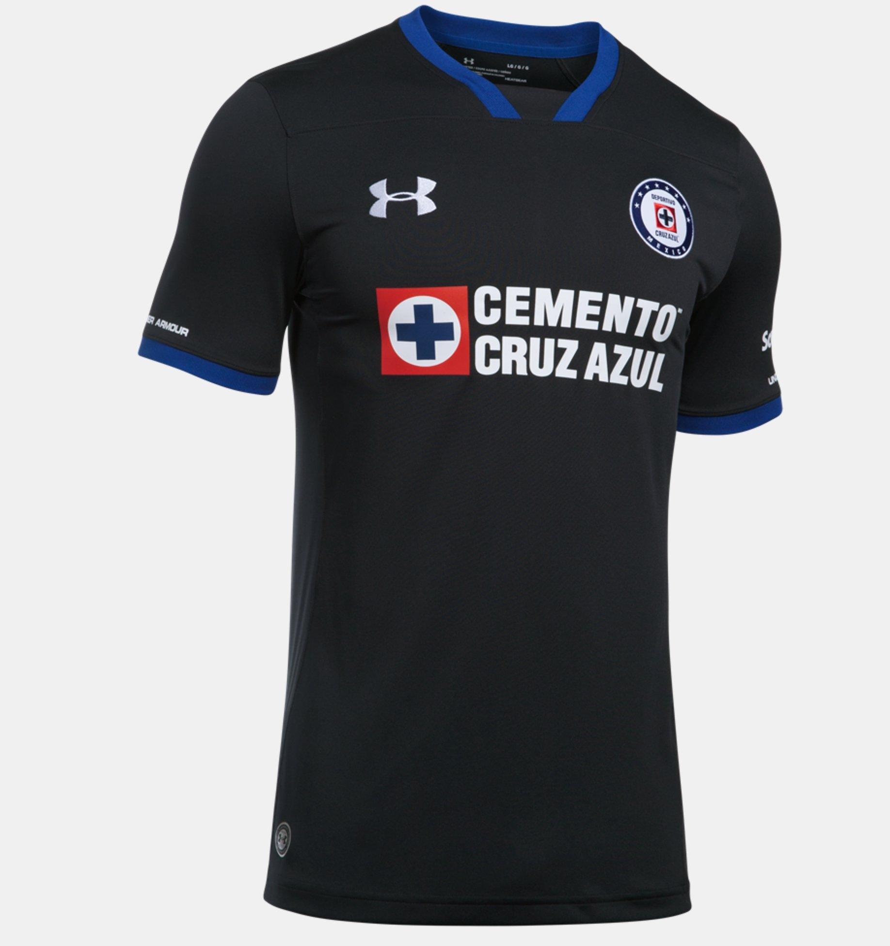 d07dee8a5 Under Armour Men s Cruz Azul 3rd Jersey 2017 18 - Soccer Premier
